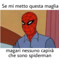 che belli i meme su spiderman
