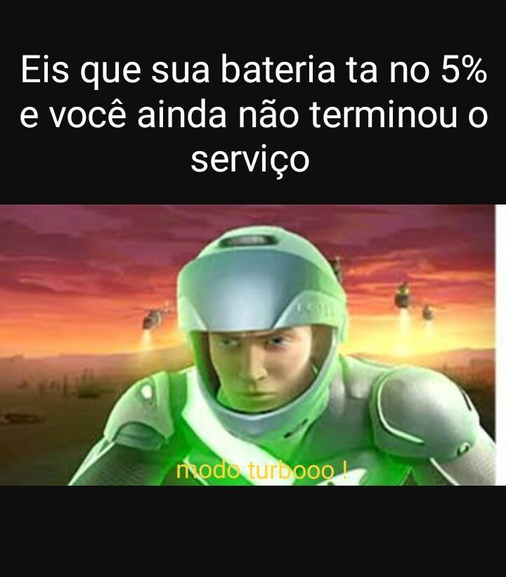 MODO TURBOOOOOOO - meme