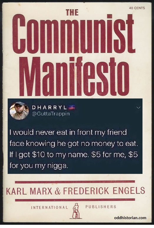 Join the party, comrade! - meme