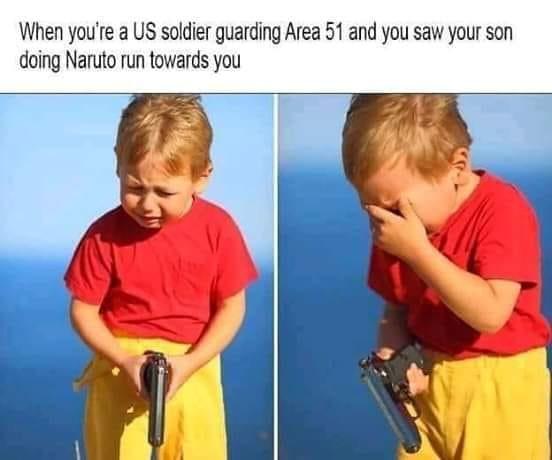 Would you still shoot? - meme