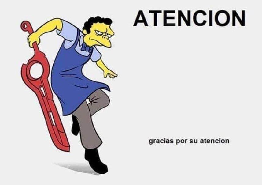 ATENCION - meme