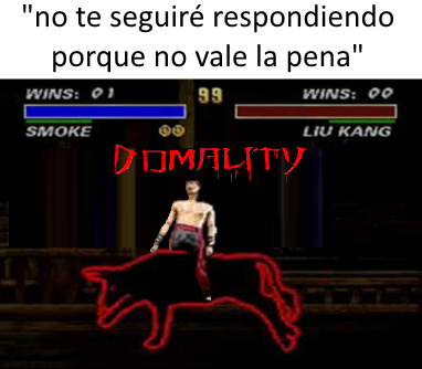 no lloren por la calidad - meme