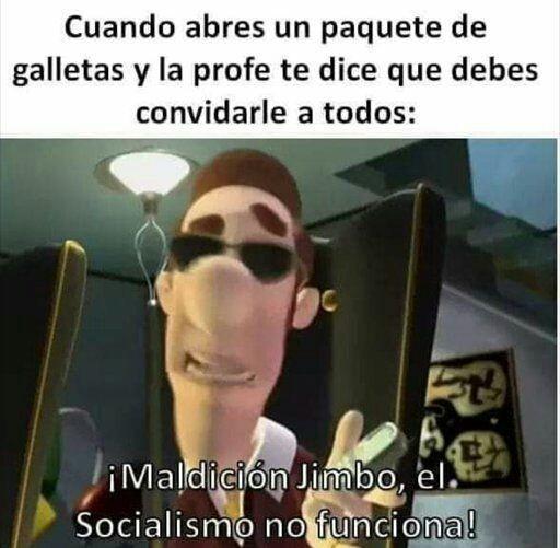 Este profe comunista de mierda - meme