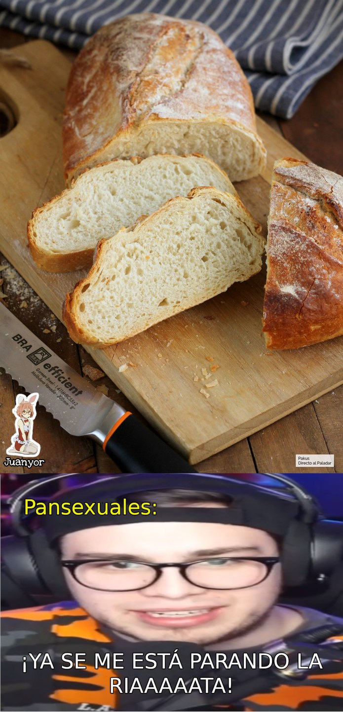 Mmmmmmm pan - meme