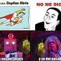 Capitán Obvio vs No me digas