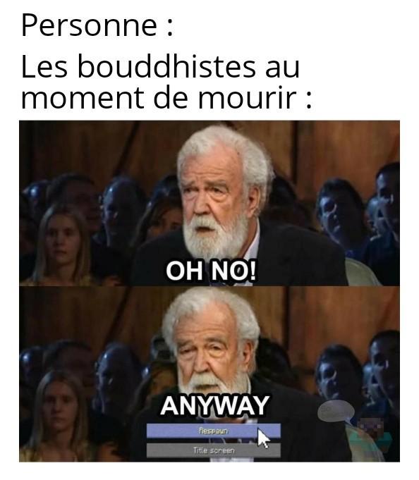Nouvelle partie - meme