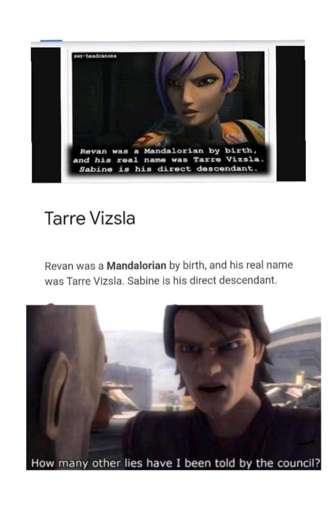 I am Revan! - meme