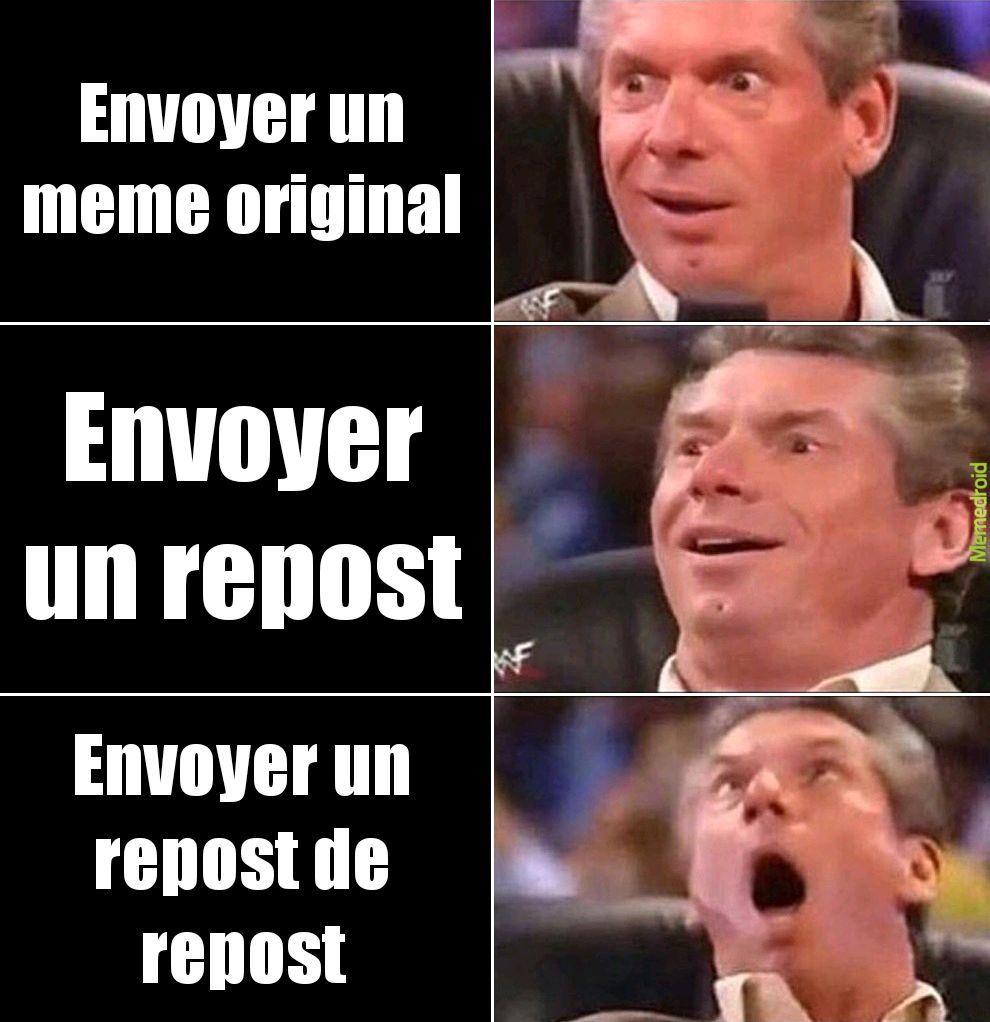 Rerepost - meme