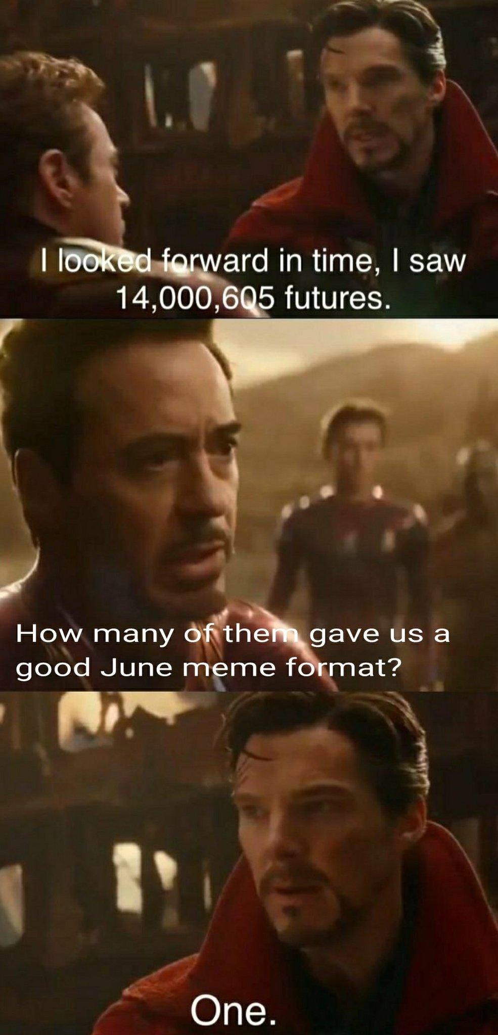 Pls be good - meme