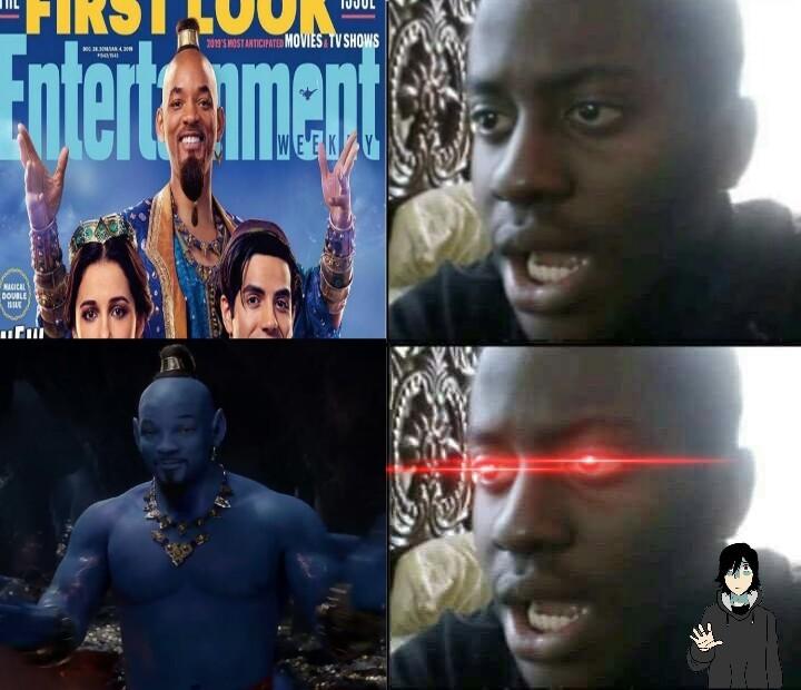 Espero que el CGI no este completo - meme