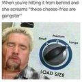 Load Size Large