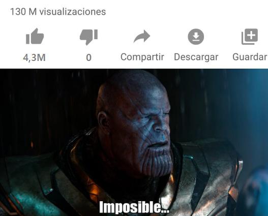 Imposible....... lo veo y no lo creo - meme