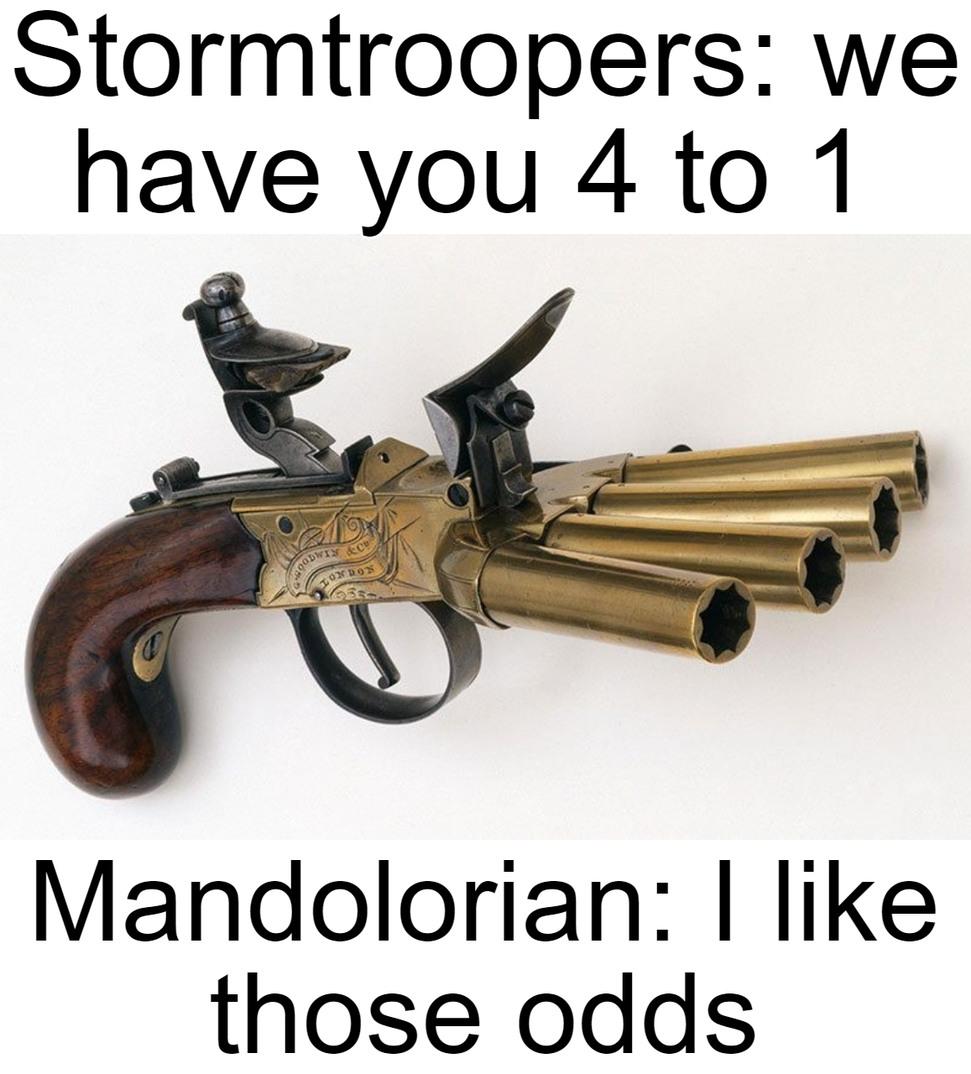 nice odds - meme