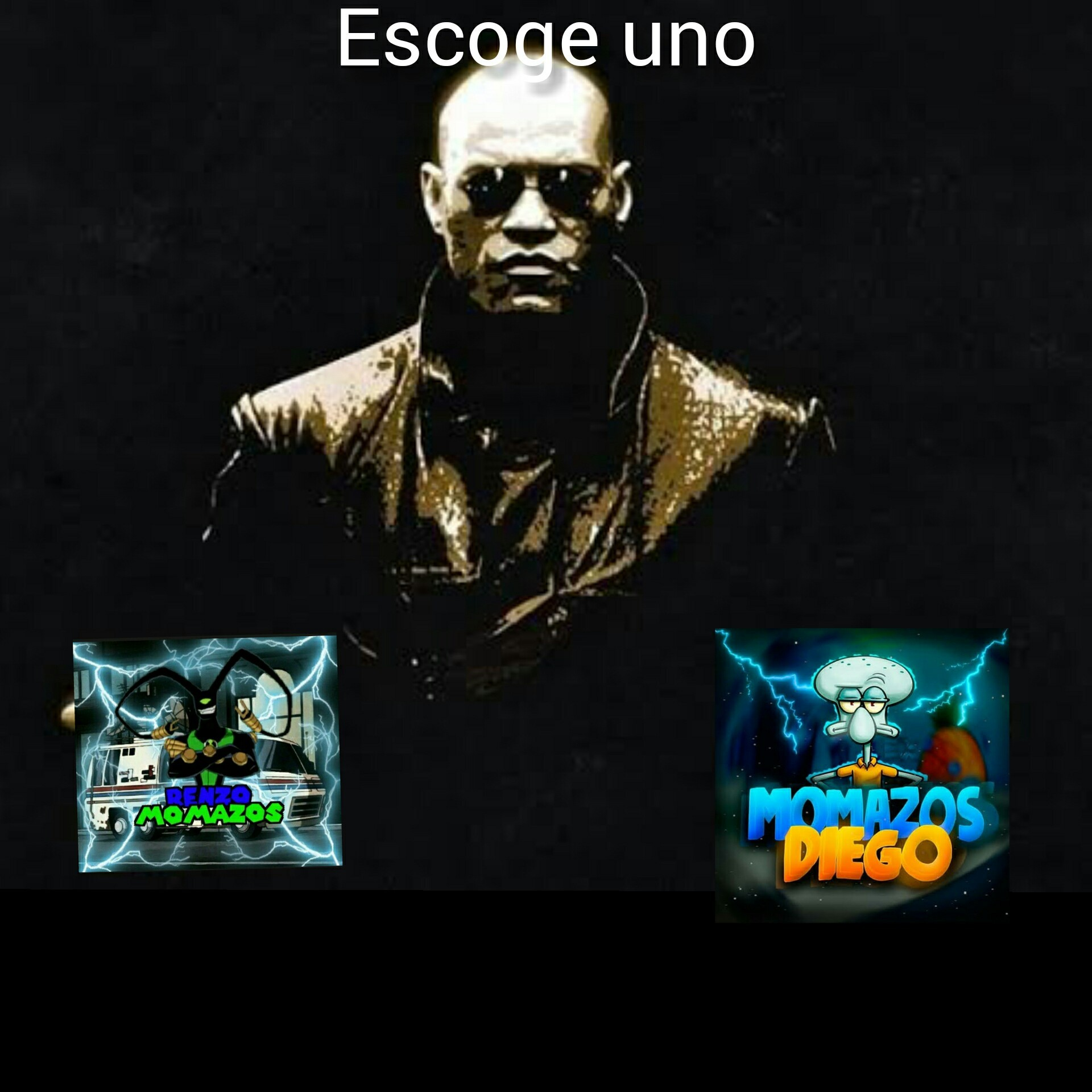 Solo uno - meme