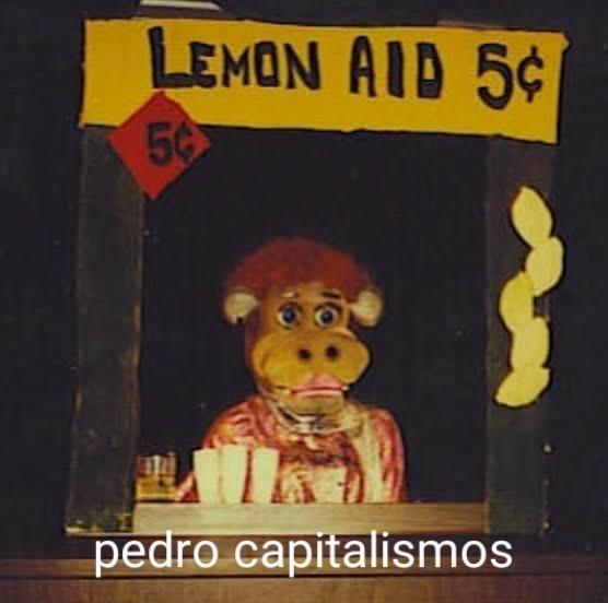 Limonada geladinha hmmm - meme