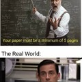 Those damn research papers!