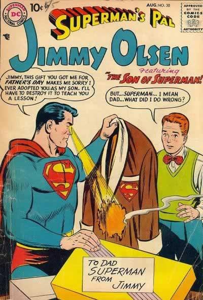 Superman is a dick - meme
