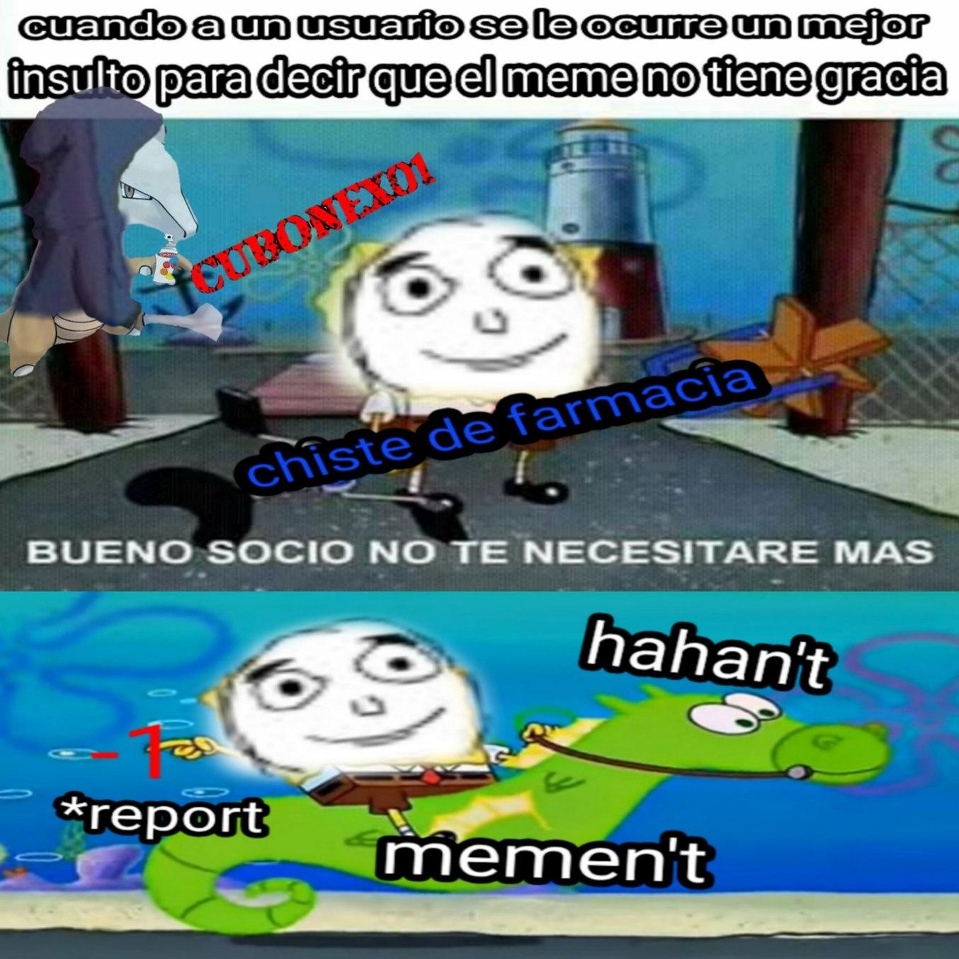 Hehen't - meme