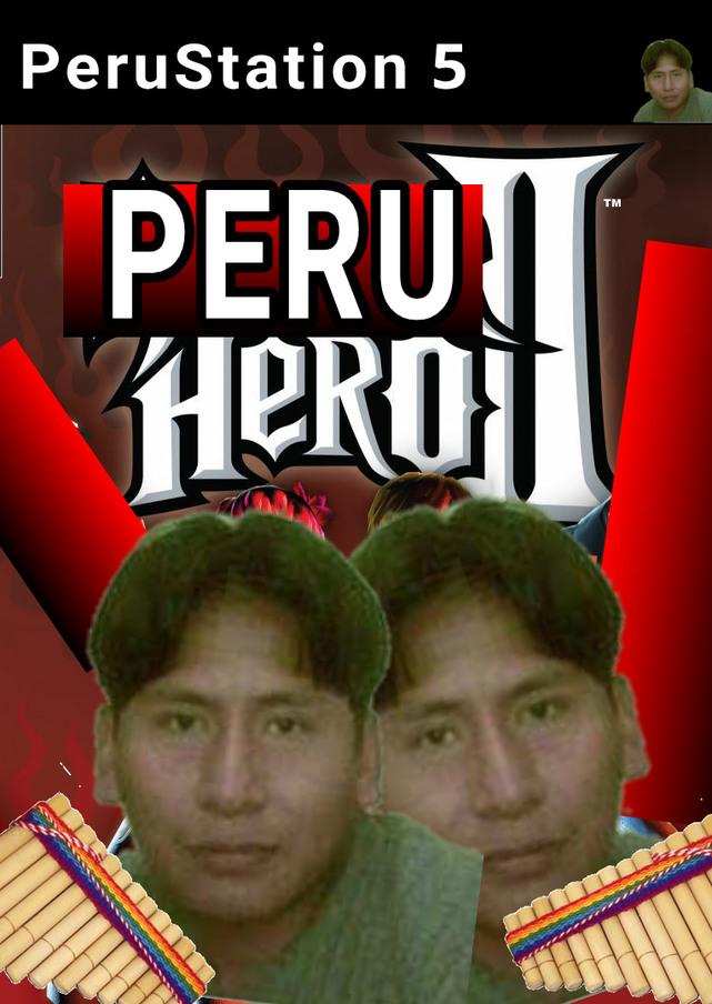 Calidad Peruana - meme