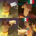 México PD no es mío