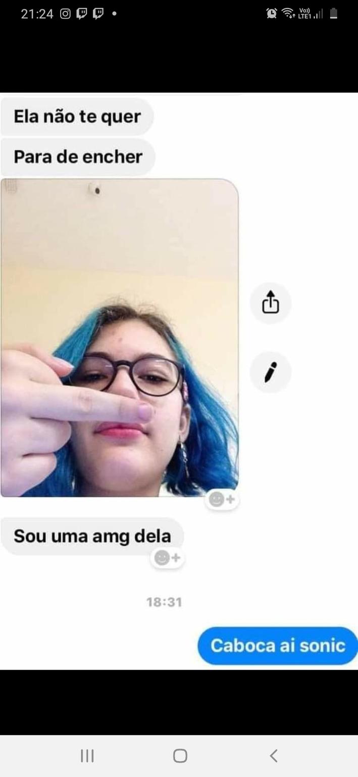 Clbc sônica - meme