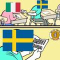 Italia-Svezia 1-0 ve lo abbiamo messo in quel posto il biscotto