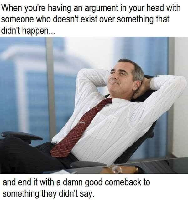 I always win - meme