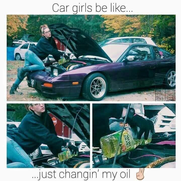 Women drivers? - meme