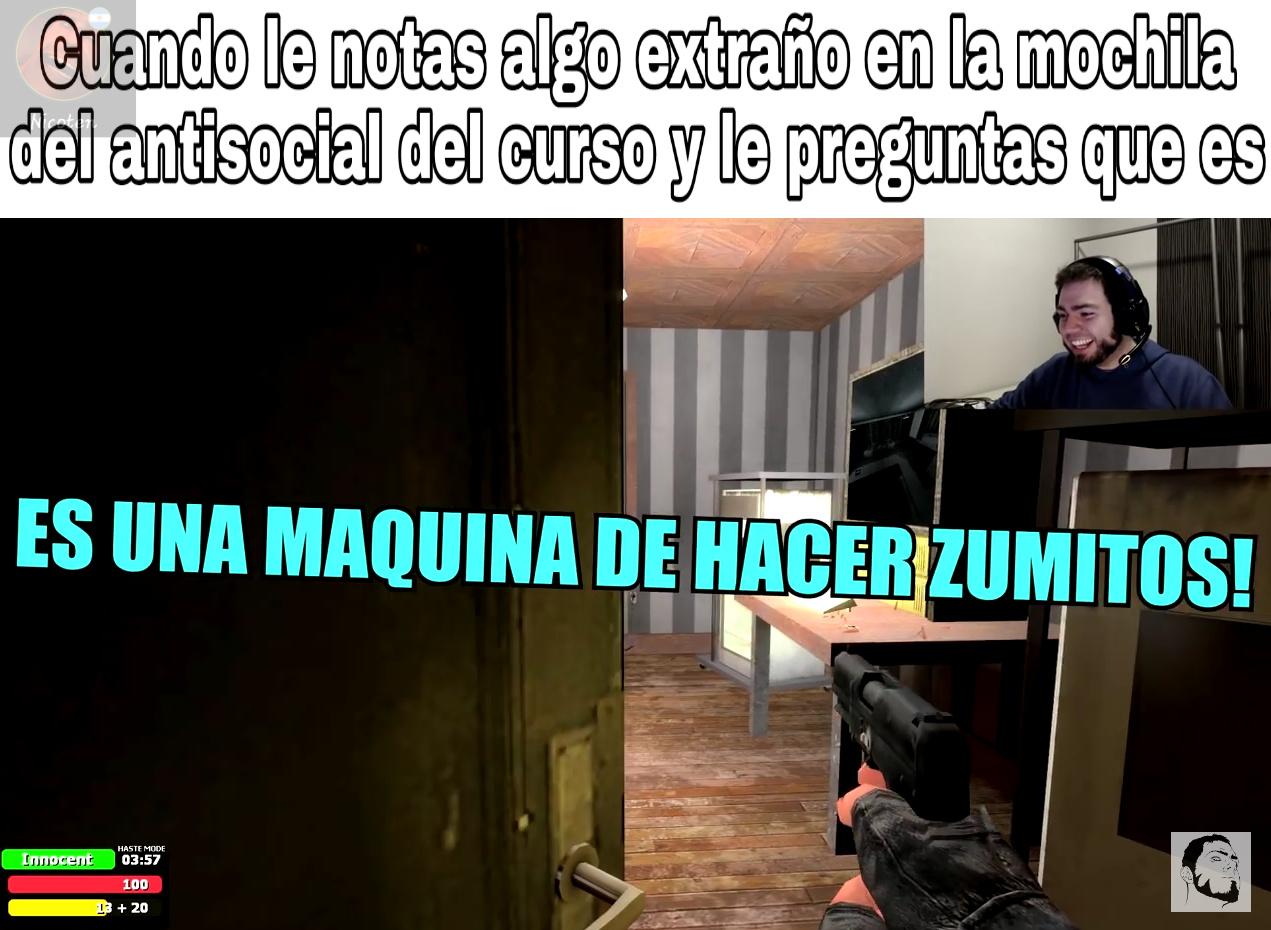 ZUMITOS DE MANZANA - meme