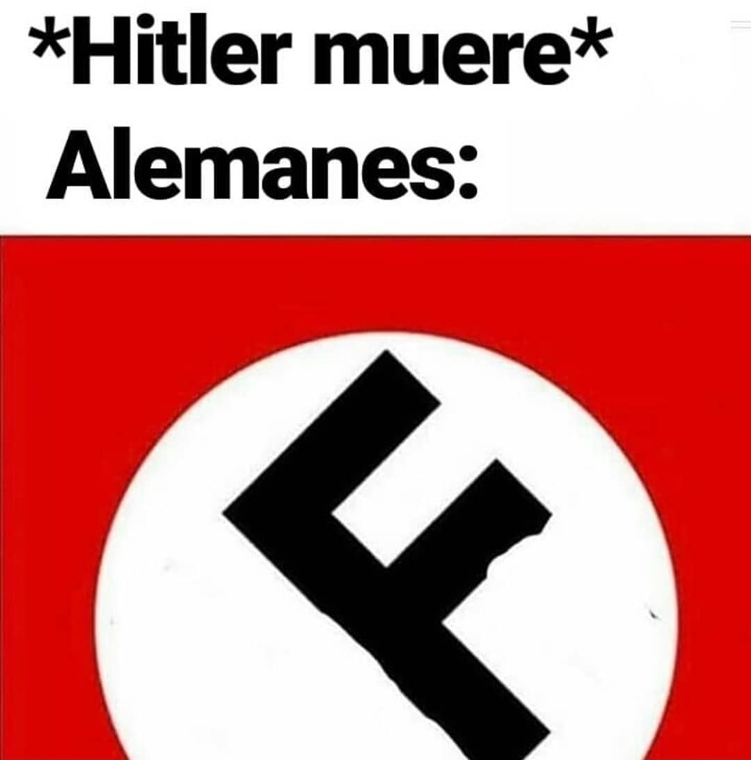 Adolf F - meme
