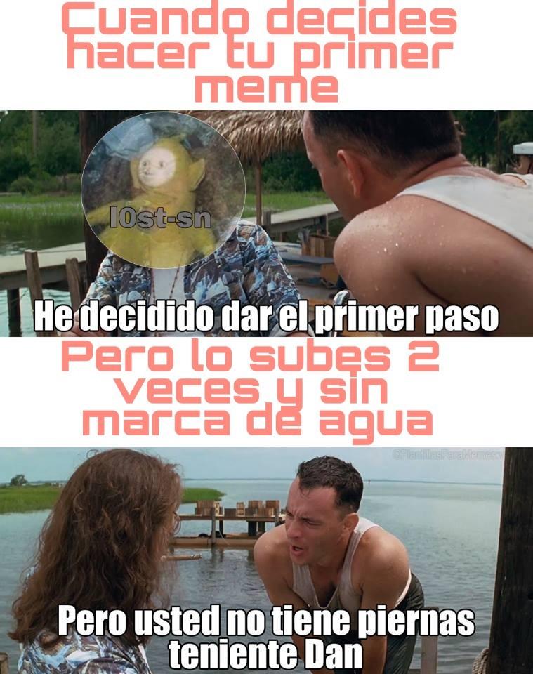 Basados en hechos reales - meme