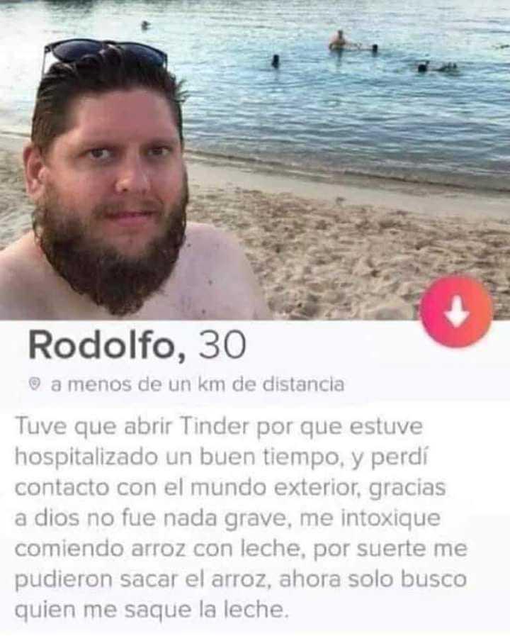 Top memes de tinder en español :) Memedroid