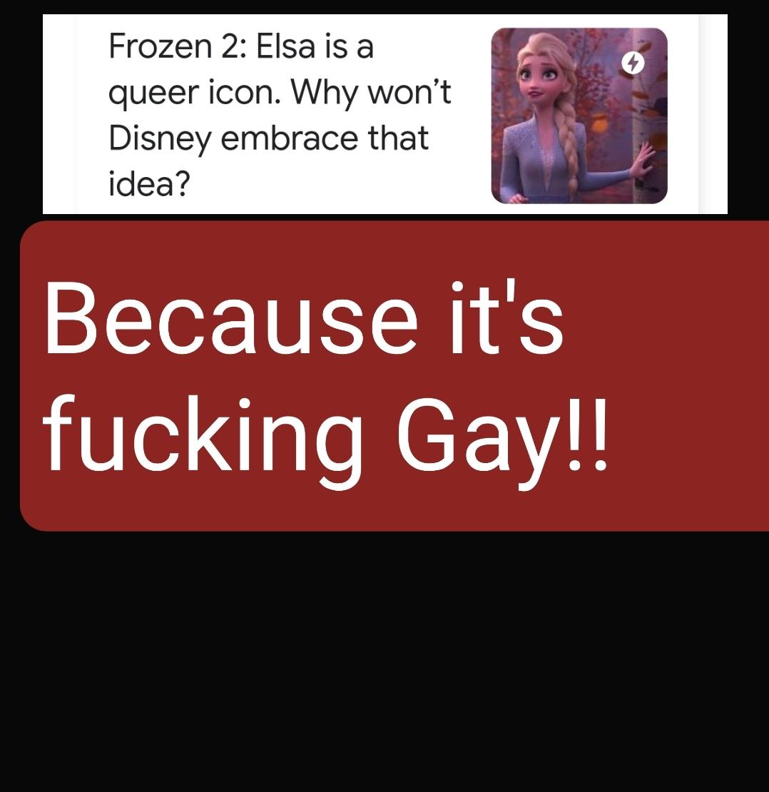 Frozen 2 - meme