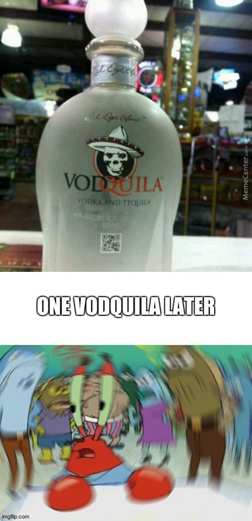 U need a vodquila - meme
