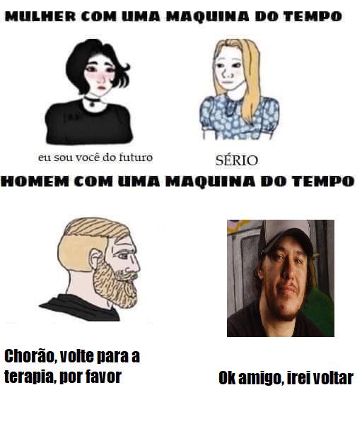 Eterno Choris :( - meme