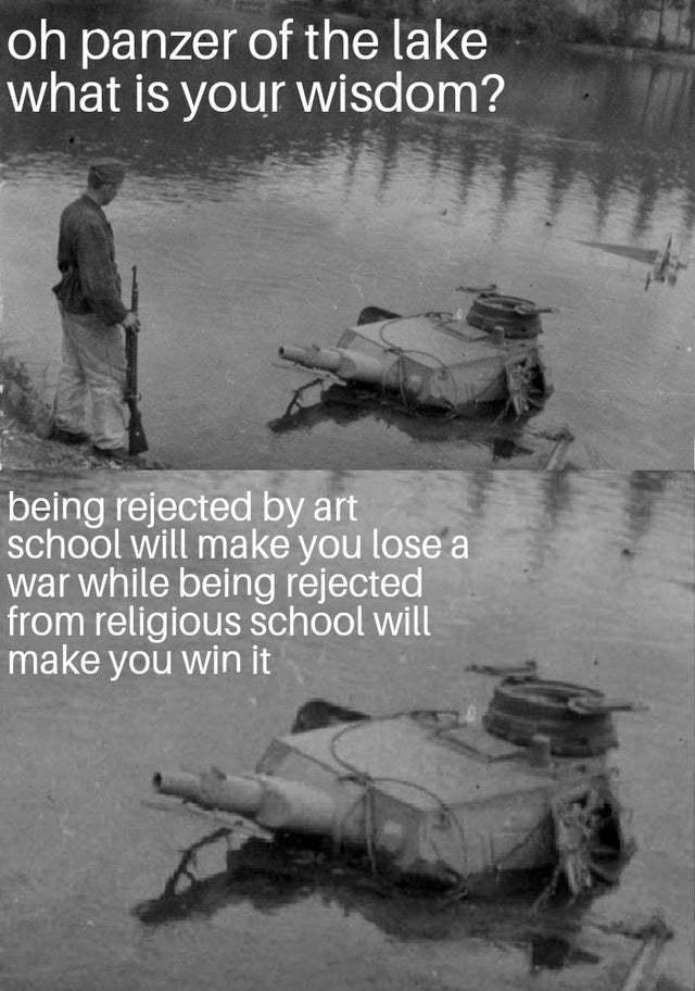 Hitler vs Stalin - meme