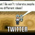 try to post an opinion on twitter and see what happens!