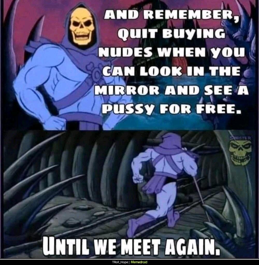Does anyone like the new He-Man show? - meme