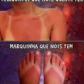 Marquinha de sol