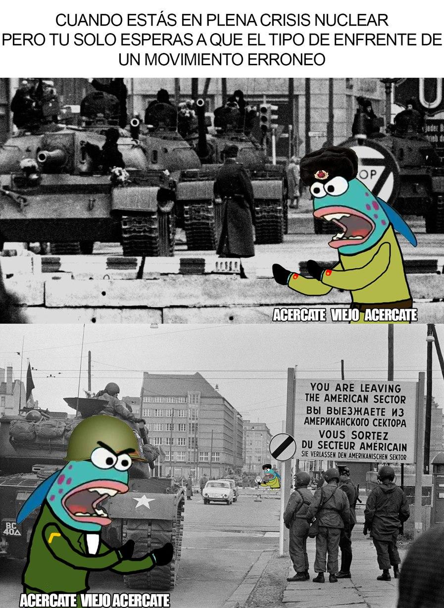 Me llevo un tiempo editarlo este meme, espero que les agrade