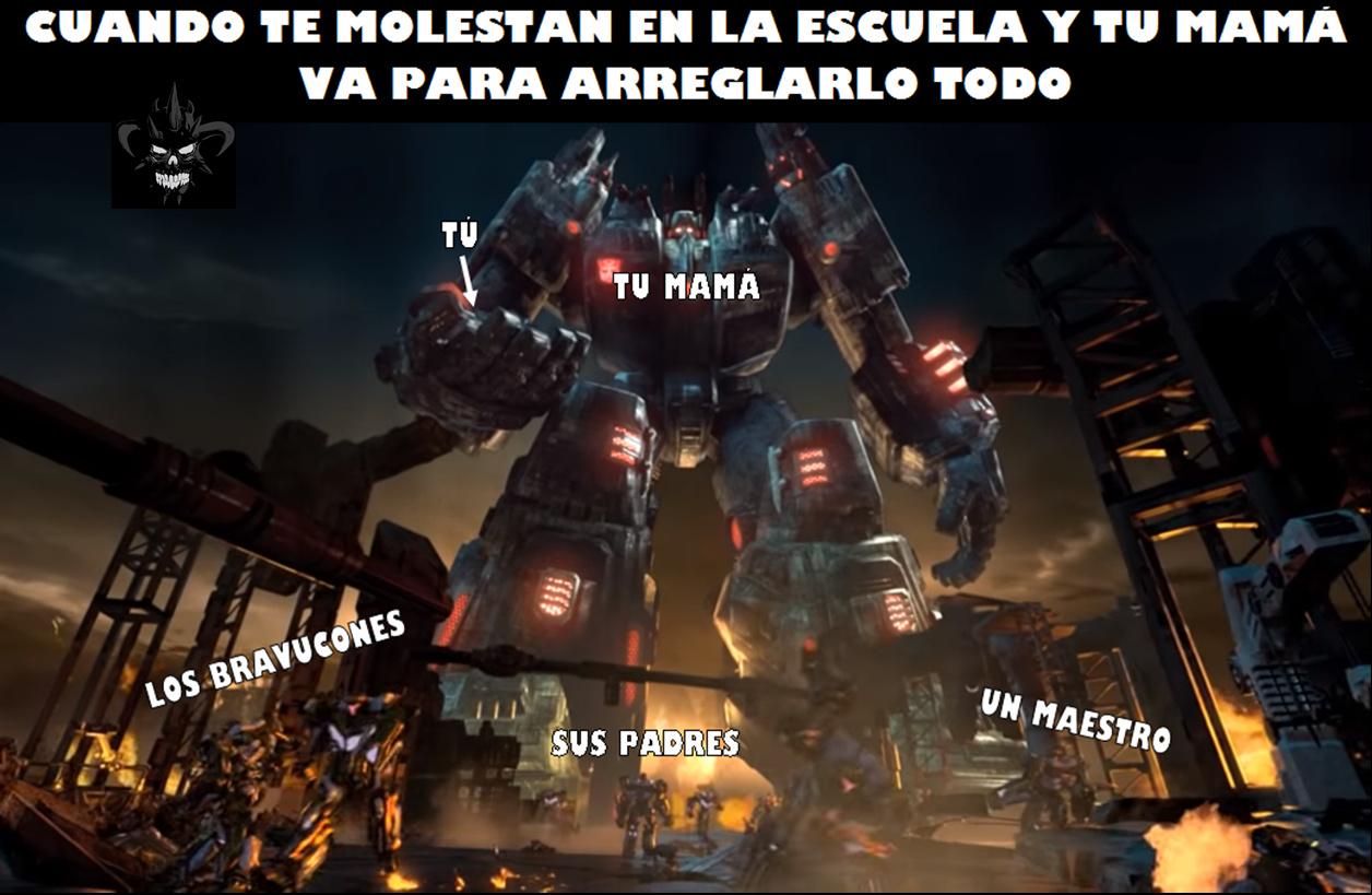 Metroplex - meme