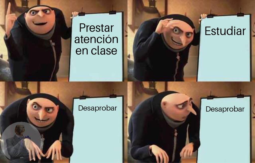 Tan triste como verdadero - meme