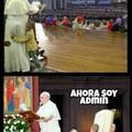 No es tan difícil ser administrador del Vaticano.