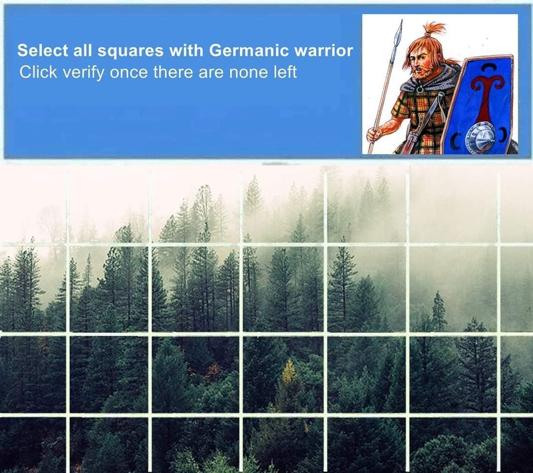 Ils sont où les allemands ? - meme