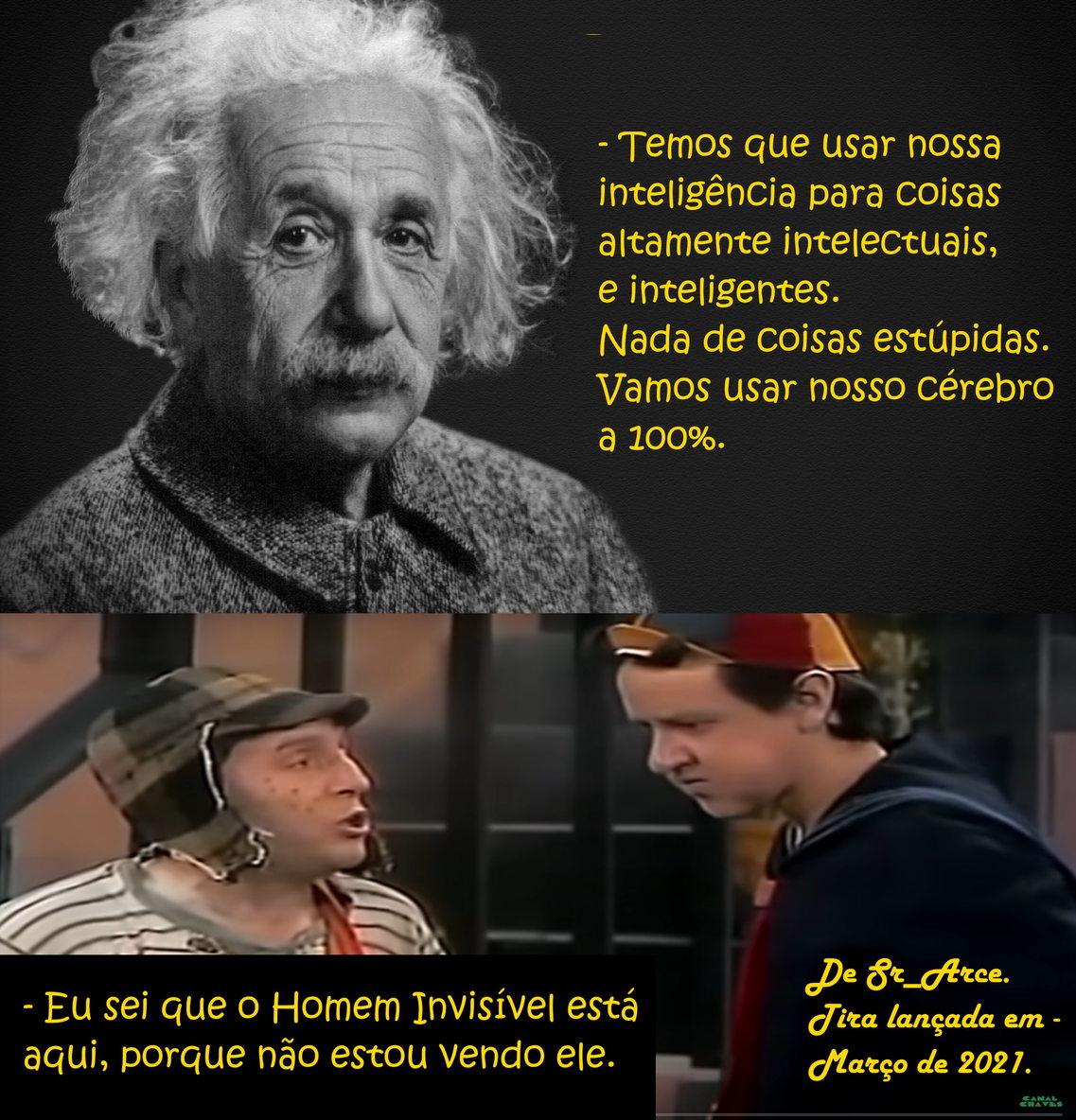 "Lembrem-se: Temos que ser ""inteligentes"" - Remember: We have to be ""smart"" - meme"