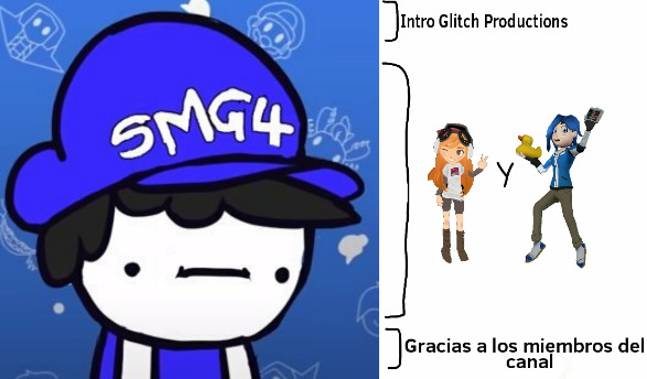SMG4 actual in a nutshell - meme