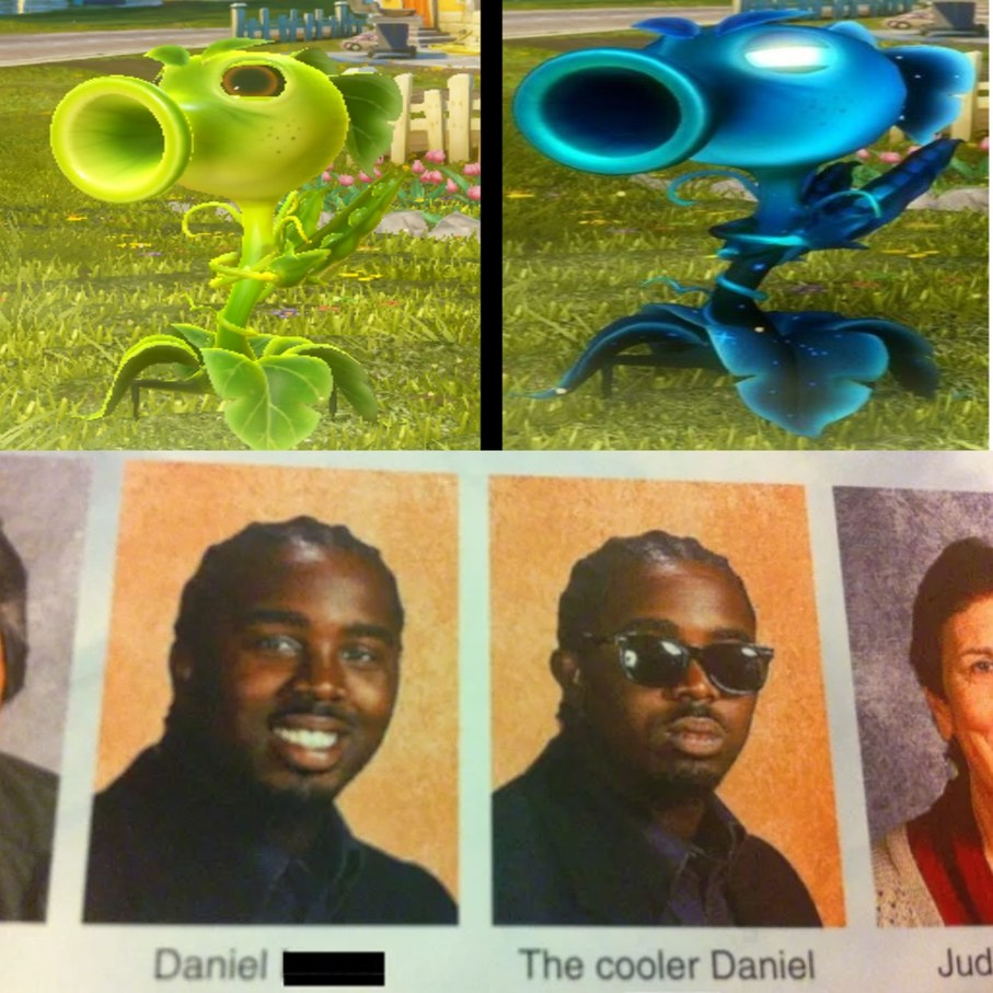 Lanzaguisantes de plasma - meme