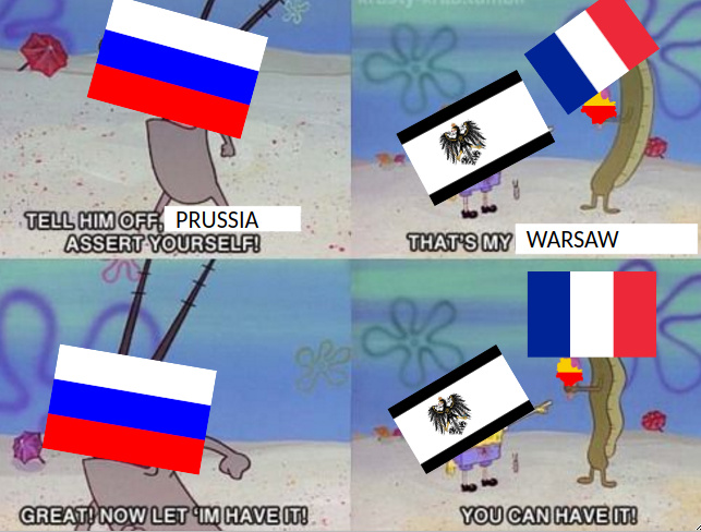 Fourth Coalition - meme