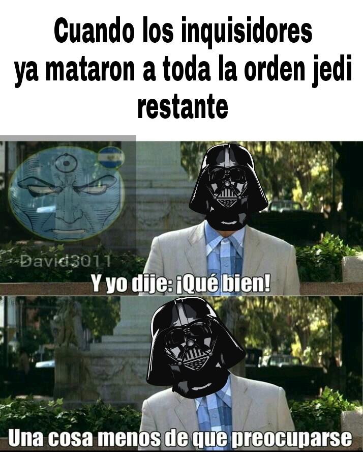 No soy tu padre. - meme