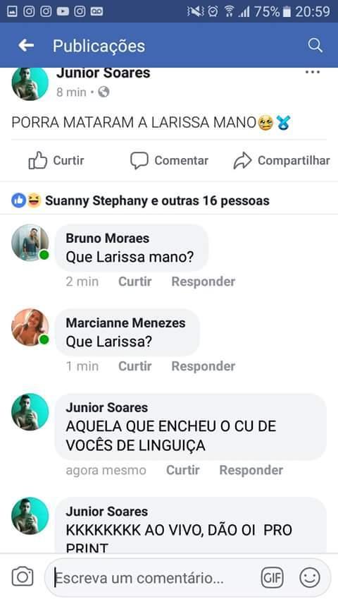 Linguiça - meme